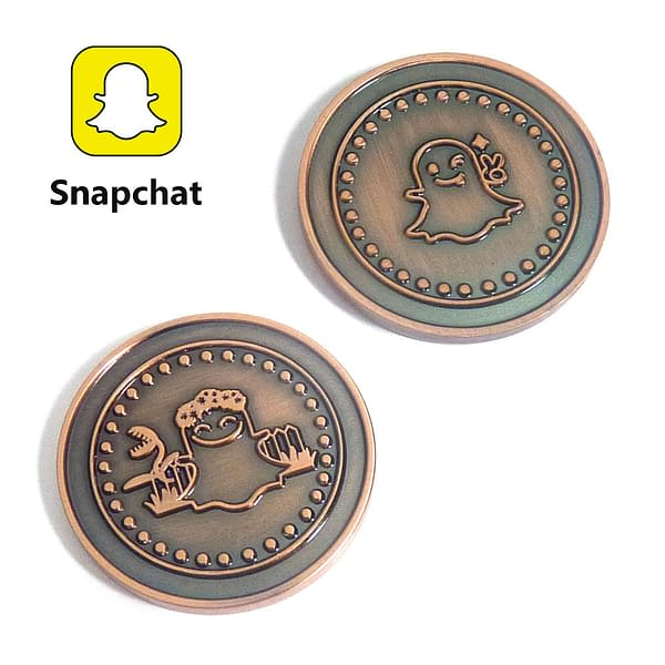 promotional challenge coins